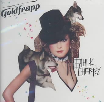 BLACK CHERRY BY GOLDFRAPP (CD)